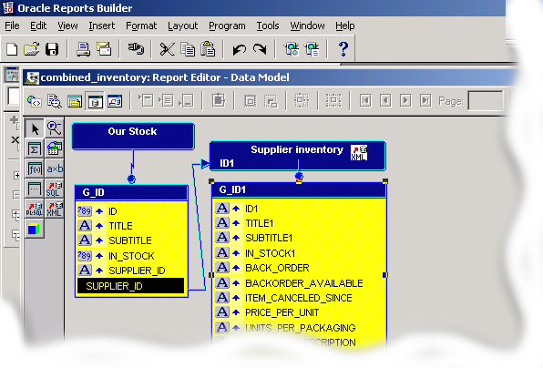 Oracle9iAS Reports Services and XML