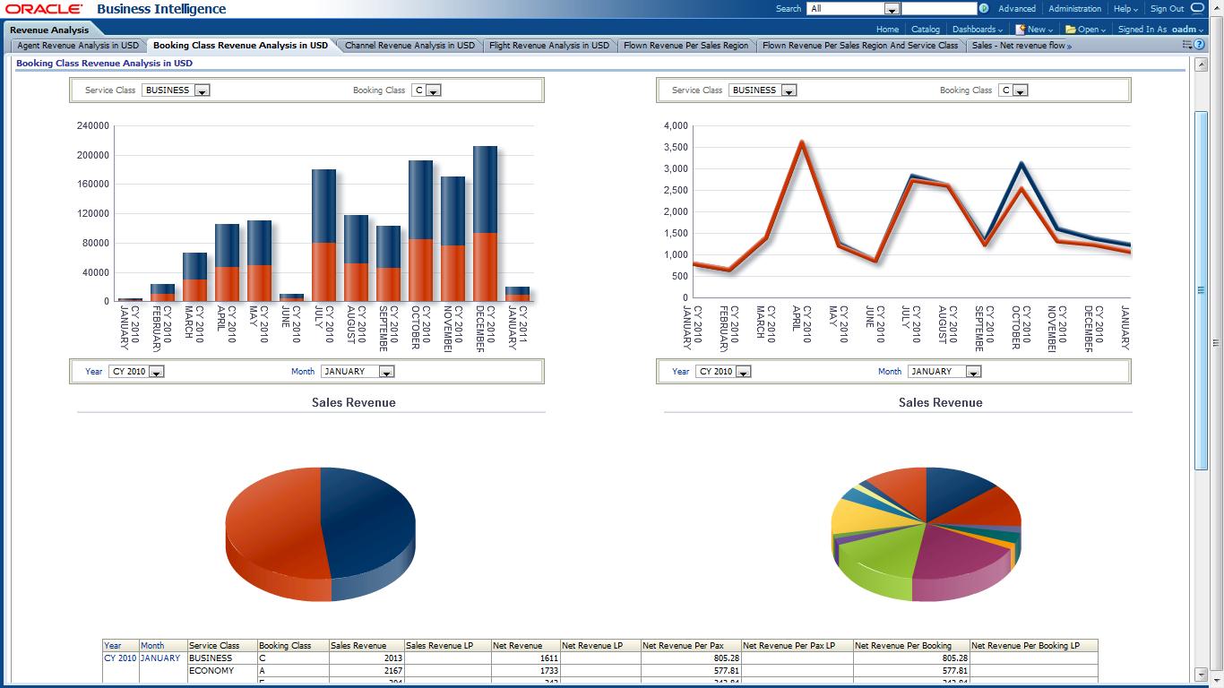 data analysis report template