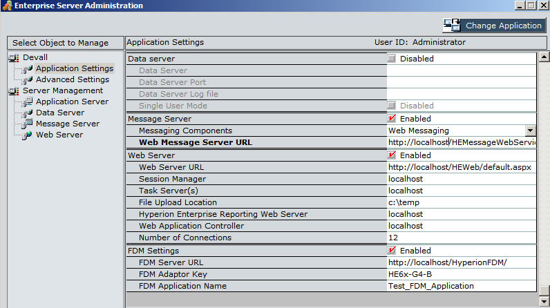 Hyperion Enterprise Release 6 5 1 Administrator's Guide