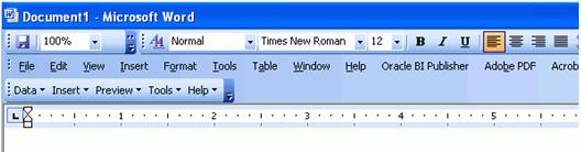Bookshelf v8 1/8 2: About Oracle BI Publisher Desktop