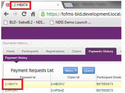 If This Title Is Not Defined Then Siebel Open UI Displays The Id Of Current Record As Label For Example It Might Display 2 HB474 Browser