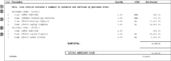 Cab Receipts Pdf Peoplesoft Enterprise Billing  Peoplebook 2014 Jeep Grand Cherokee Invoice Price Pdf with Sample Proforma Invoice In Word Word An Excerpt From A Summarized Invoice Iphone Receipt Printer