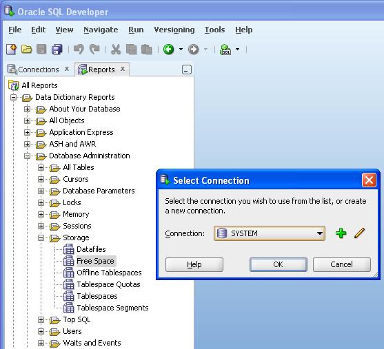 Managing Database Storage