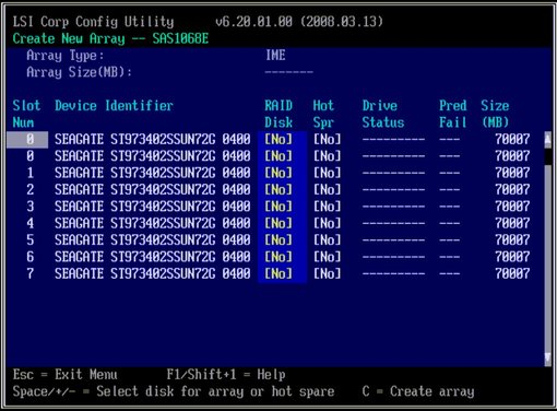 LSI 1064 LINUX DRIVER