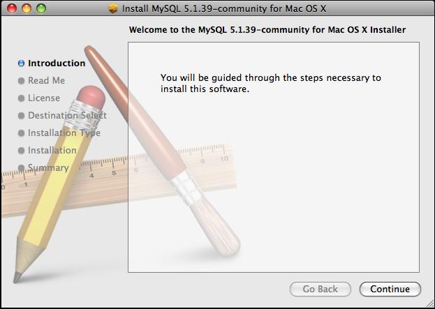 install mysql client mac terminal