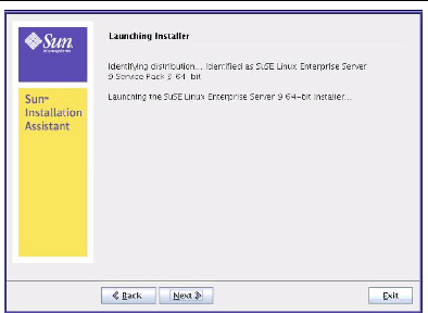Using SIA to Install an Operating System