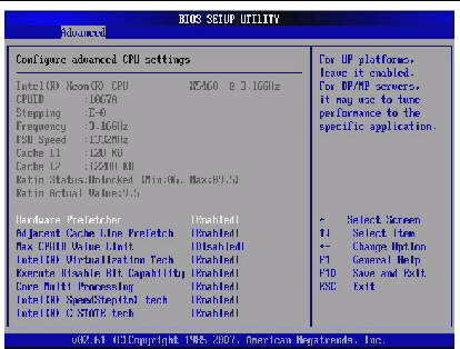 how to clear bios settings