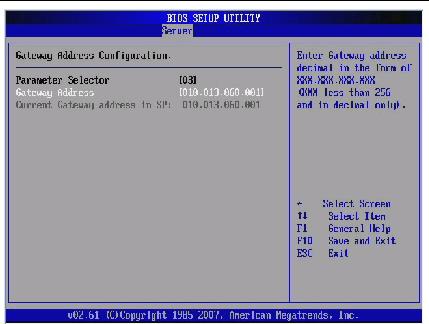 bios mac address not applicable