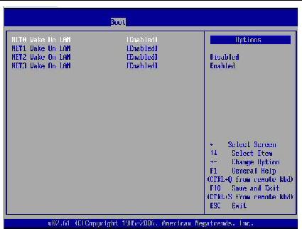 Configuring BIOS Settings