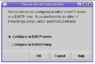 Configuring a DHCP Server