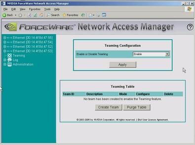 Intel Nic Teaming Software