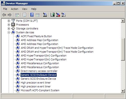 Install update windows server 2008 Foto