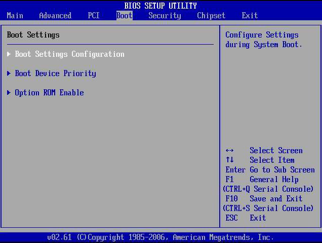 Image result for setup menu, boot