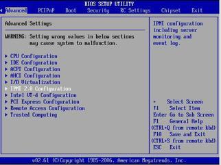 7 8 Performing Common BIOS Procedures - Sun Fire X4470 Server