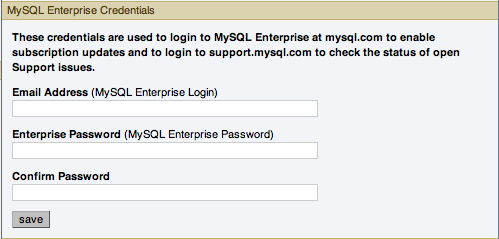 what is my sql license key