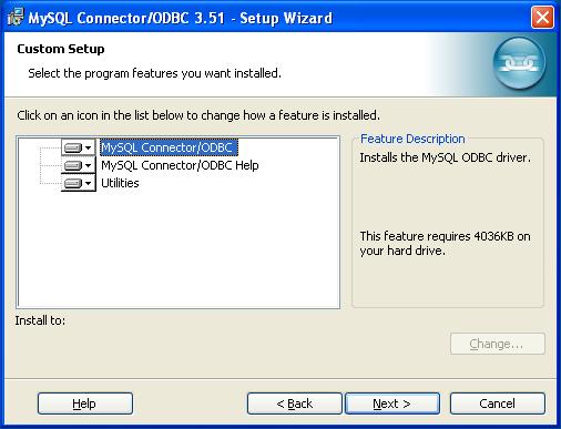 install mysql jdbc driver windows 10