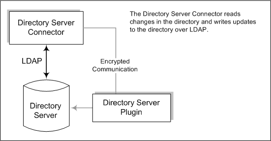 it topology diagram how identity synchronization for windows detects changes