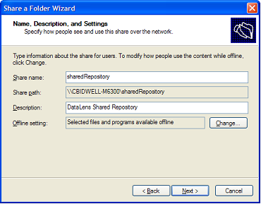 Mounting a Remote Repository