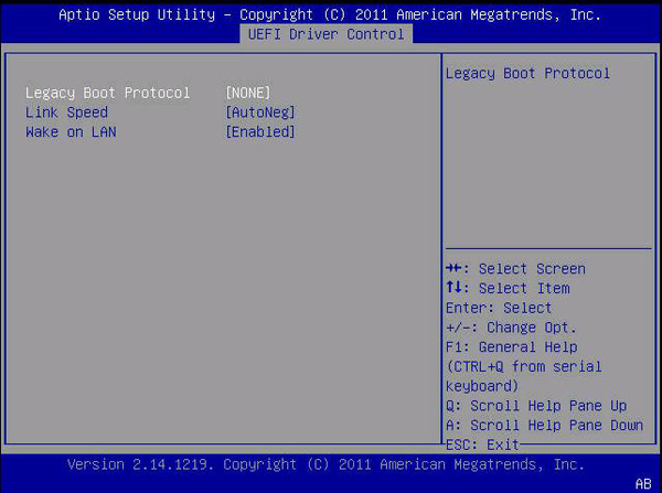 how to know if a system is bios or uefi