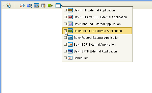 Configuring the Batch Adapter - Oracle Java CAPS Adapter for Batch