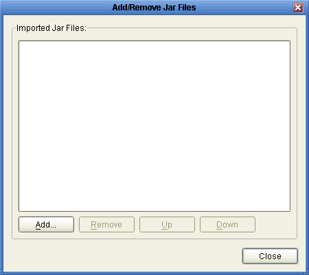 how to add jar file to netbeans