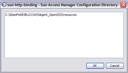 Java Security Manager Property