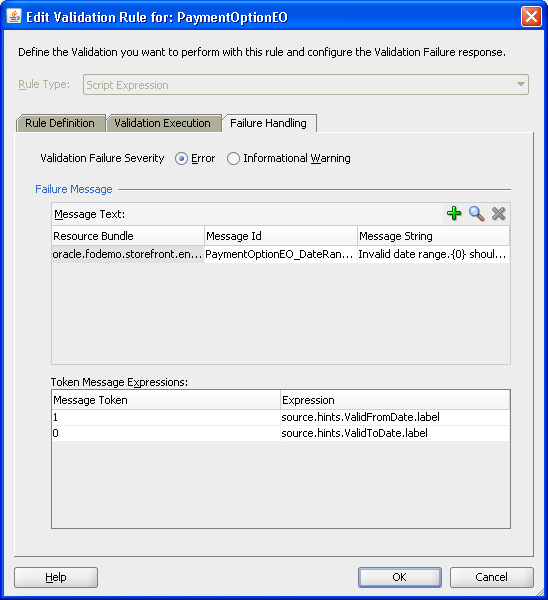 Validating date format in oracle