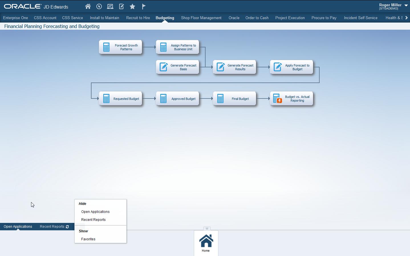 Using the jd edwards enterpriseone web application user interface description of figure 3 12 follows baditri Image collections