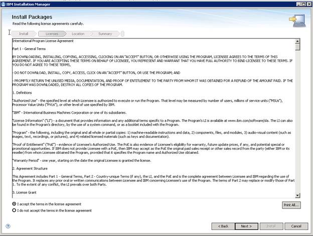 Installing, Updating, and Configuring WebSphere 8 5 and 8 5 5