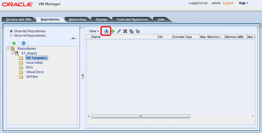 download oracle vm templates - oracle vm templates gallery template design ideas