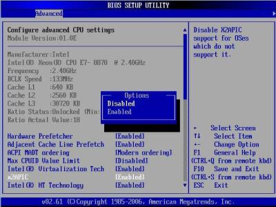 Линукс биос