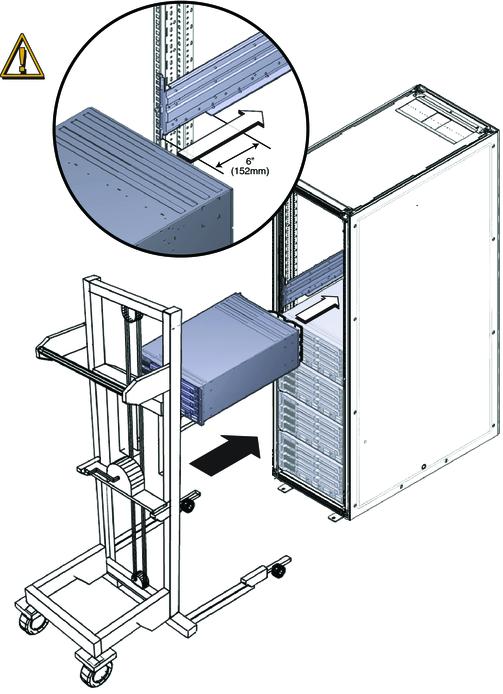 Cómo insertar el servidor en el bastidor - Guía de instalación del ...