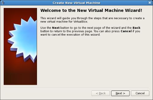 6 3  Creating a New Virtual Machine in VirtualBox