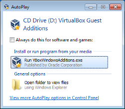 additions invité virtualbox