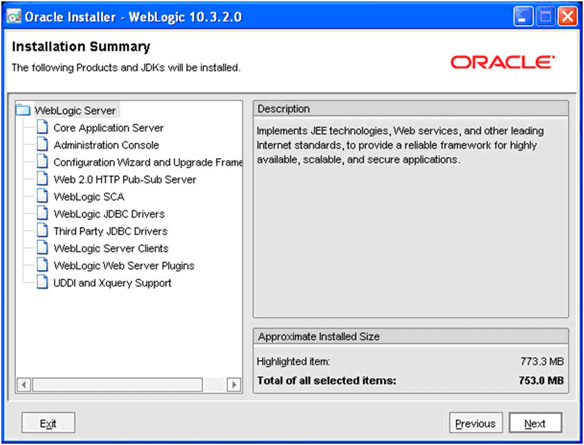 installing and configuring weblogic server 11gr1 rh docs oracle com WebLogic Bug WebLogic Tutorial