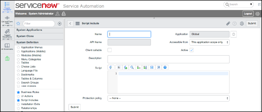 Configuring the ServiceNow Connector