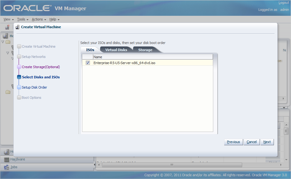 9 2  Create a virtual machine from an ISO file