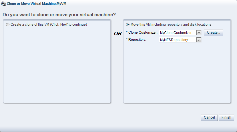 how to safely move a virtual box vm
