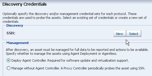 Enterprise Manager Ops Center Quick Start Guide - Contents