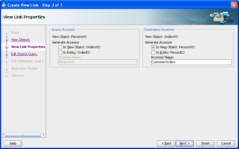 Defining SQL Queries Using View Objects - 11g Release 1