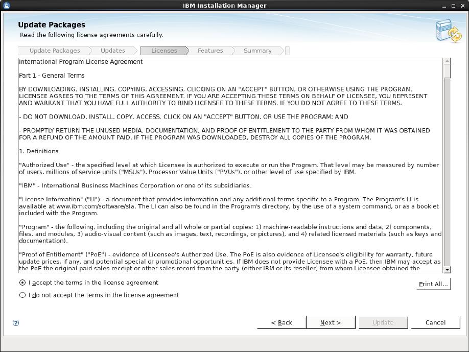 Installing ibm websphere application server description of figure 6 24 follows platinumwayz