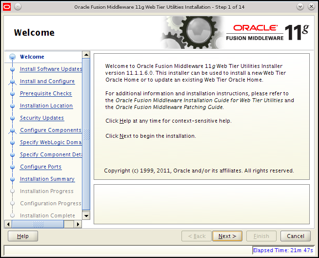 installing oracle http server 11g rh docs oracle com obiee 11g installation guide pdf obiee 11g linux installation guide