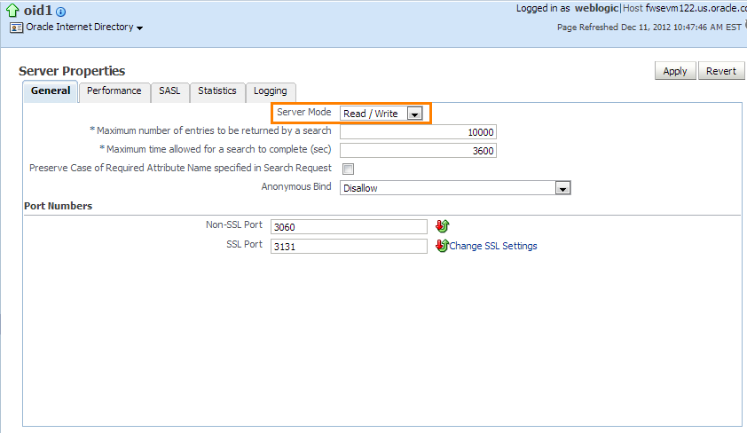 setting up oracle internet directory rh docs oracle com Oracle Discoverer Oracle Discoverer