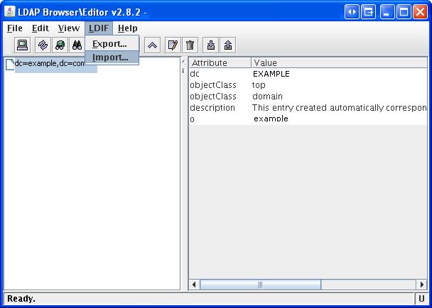 Setting Up IBM Tivoli Directory Server 6 x