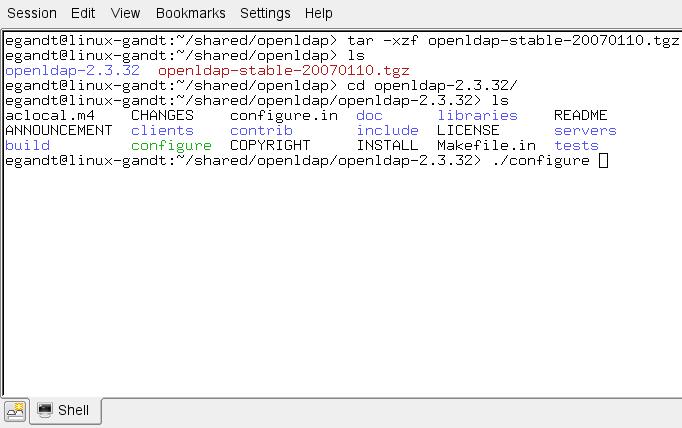 Setting Up OpenLDAP 2 3 x