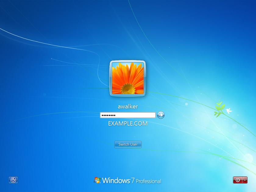 6 2 sun ray クライアントを使用したデスクトップアクセス