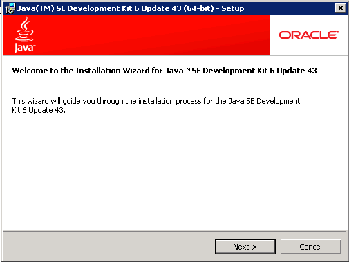 Downloading and installing the Sun JDK
