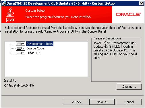 Java runtime environment 6 0