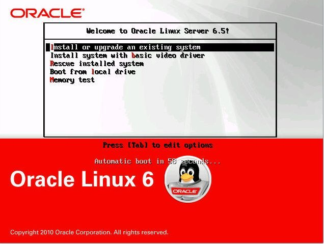 Install Oracle Linux 6 5 or 6 6 OS Manually Using Local or