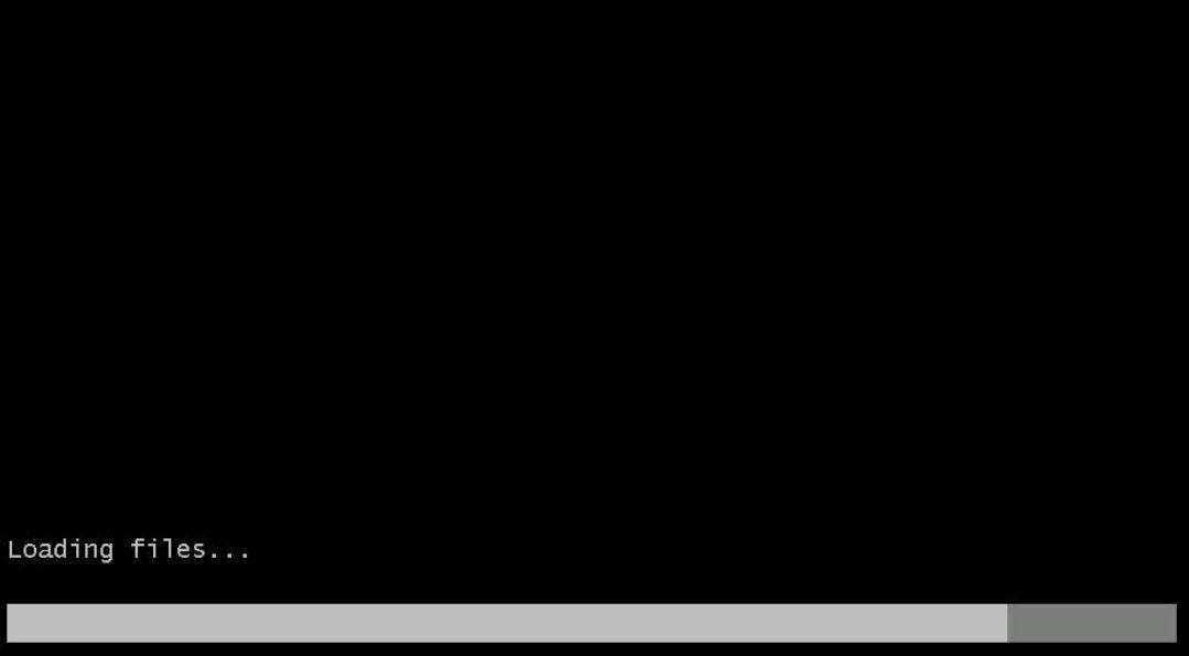 files screen